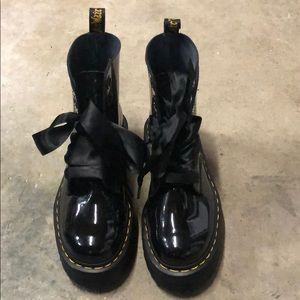 Dr. Martens Shoes - Dr Marten Molly Boots